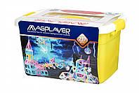 Магнітний конструктор MagPlayer 237 деталей (MPT2-237), фото 1