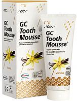 Крем для зубiв GC Tooth Mousse 35 мл Ванільний