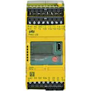 750330 Реле безпеки PNOZ s30 24-240VACDC 2 n/o 2 n/c