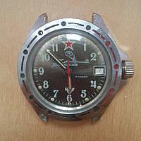 Командирские Подлодка механические часы , фото 1