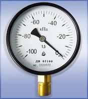 Вакуумметр ДВ 05063, вакуумметр 63 мм