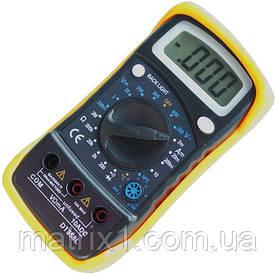 Цифровой мультиметр DT858L с подсветкой, Tcom-Digital