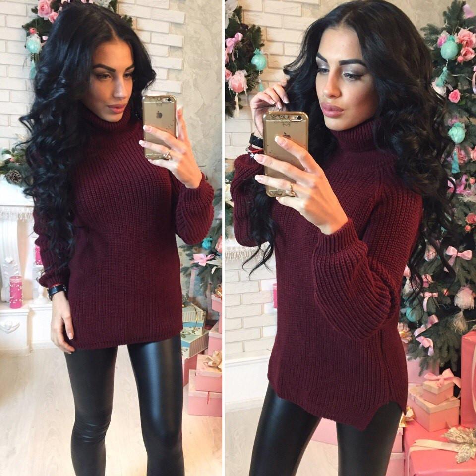 Женский свитер л-40dm464