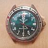 Командирские ВДВ механические часы