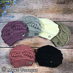 Зимняя шапка для женщины (32017-2)