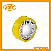"Фум лента ""KOER"" STP-02 PROFESSIONAL GAS"