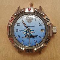 Командирские Флот механические часы , фото 1
