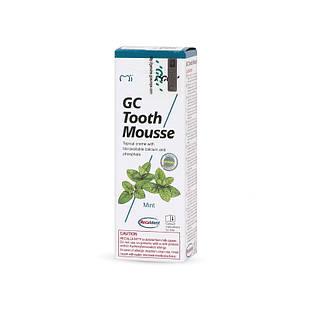 Крем для зубiв GC Tooth Mousse Mint 35 мл Мята