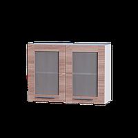 """Модуль кухни """"Эко"""" верх витрина 800 Эверест"""