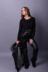 Женский зимний костюм-тройка в разных размерах н-10tm36