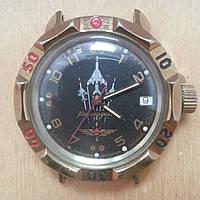Командирские механические часы, фото 1