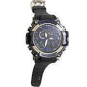 Спортивные часы Casio G-Shock-2 железный корпус - черный