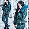 Тёплый  женский костюм moschino р-5tm41, фото 3