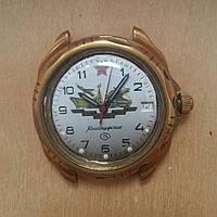 Командирские армейские механические часы , фото 1