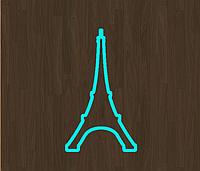 Вырубка кондитерская для пряника мастики марципана Париж  1 башня