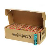 Высокотоковый акумулятор Videx IMR 18650 2800mAh 22A Li-ion 3,7 V