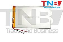 Батарея для планшету 3,7V 152x88x2mm 2pin 4600mAh
