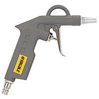 Пистолет продувочный Sigma металлический корпус пневматический 212мм (6831041)