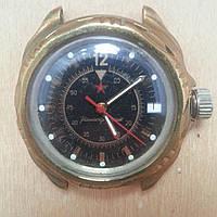 Командирские наручные механические часы , фото 1