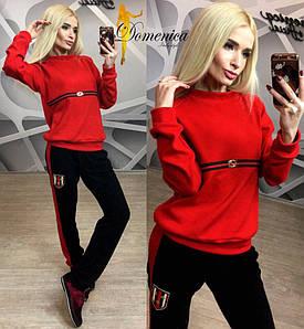 Модный женский спортивный костюм к-31rt342