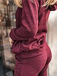 Женский костюм из ангоры с капюшоном (4 цвета), фото 3