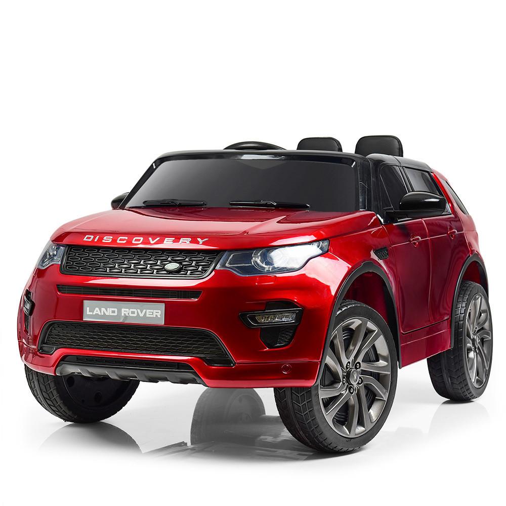 Bambi Электромобиль Bambi Land Rover M 3908EBLRS-3 Red (M 3908EBLRS)