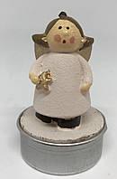 Свеча-фигурка новогодняя Ангелочек