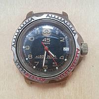 АО НК НПЗ 45 лет механические часы , фото 1