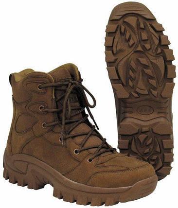 "Ботинки тактические ""Commando"" coyote MFH , фото 2"