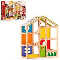 Viga Кукольный домик Viga MD 2006 (MD 2006)