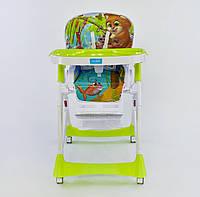 Joy Стульчик для кормления Joy J 4100 Lime Green (J 4100), фото 1