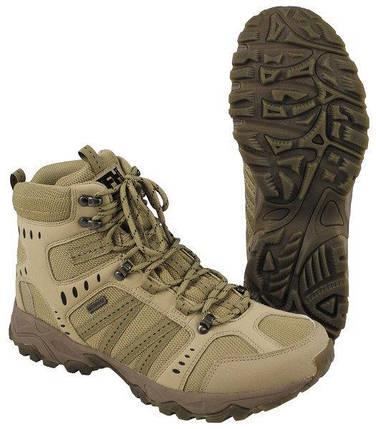 """Ботинки тактические """"tactical""""coyote tan MFH , фото 2"""