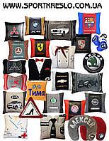 Автоаксессуары с логотипом авто