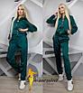 Женский спортивный костюм тройка (много расцветок) o-t31rt393, фото 2