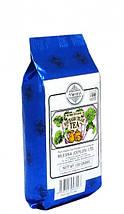 Черный чай Ревень-Сливки, RHUBARB CREAM BLACK TEA, Млесна (Mlesna) 100г.