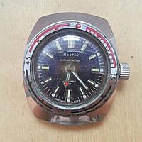 Восток Амфибия Бочка механические часы СССР , фото 1