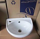 Умывальник  для ванной комнаты маленький 40 Сорт 1 / Умивальник  для ванної кімнати маленький 40 Сорт 1, фото 6