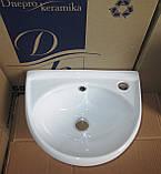Умывальник  для ванной комнаты маленький 40 Сорт 1 / Умивальник  для ванної кімнати маленький 40 Сорт 1, фото 5
