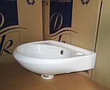 Умывальник  для ванной комнаты маленький 40 Сорт 1 / Умивальник  для ванної кімнати маленький 40 Сорт 1, фото 4