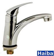 Смеситель на одну воду  HAIBA  MONO-05