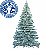 Ель элитная голубая литая 110 см 2.3