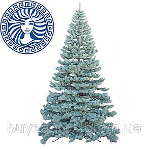 Ель элитная голубая литая 110 см 2.5, фото 2