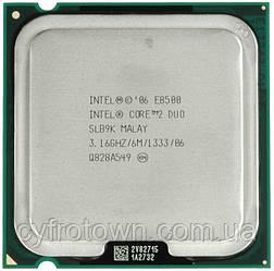 Процесор Intel Core 2 Duo E8500 2x3.16 GHz S775