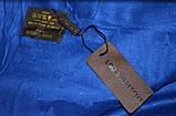Женский платок Louis Vuitton Monogram (в стиле Луи Витон) синий, фото 3