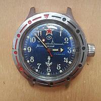 Командирские Подводная лодка механические часы, фото 1