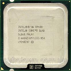 Процесор Intel Core 2 Quad Q9400 4x2.66GHz 6M 1333M