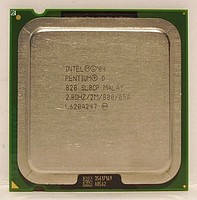 Процессор Intel Pentium D 920 2x2.8 GHz S775