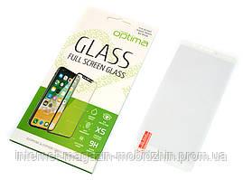 Защитное стекло Xiaomi Redmi S2 Full белое