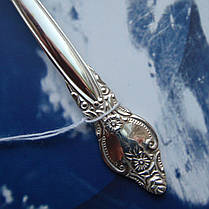 Срібна подарункова ложка, 17 грам, фото 3