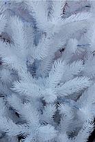 Ель элитная белая литая 250 см, фото 3